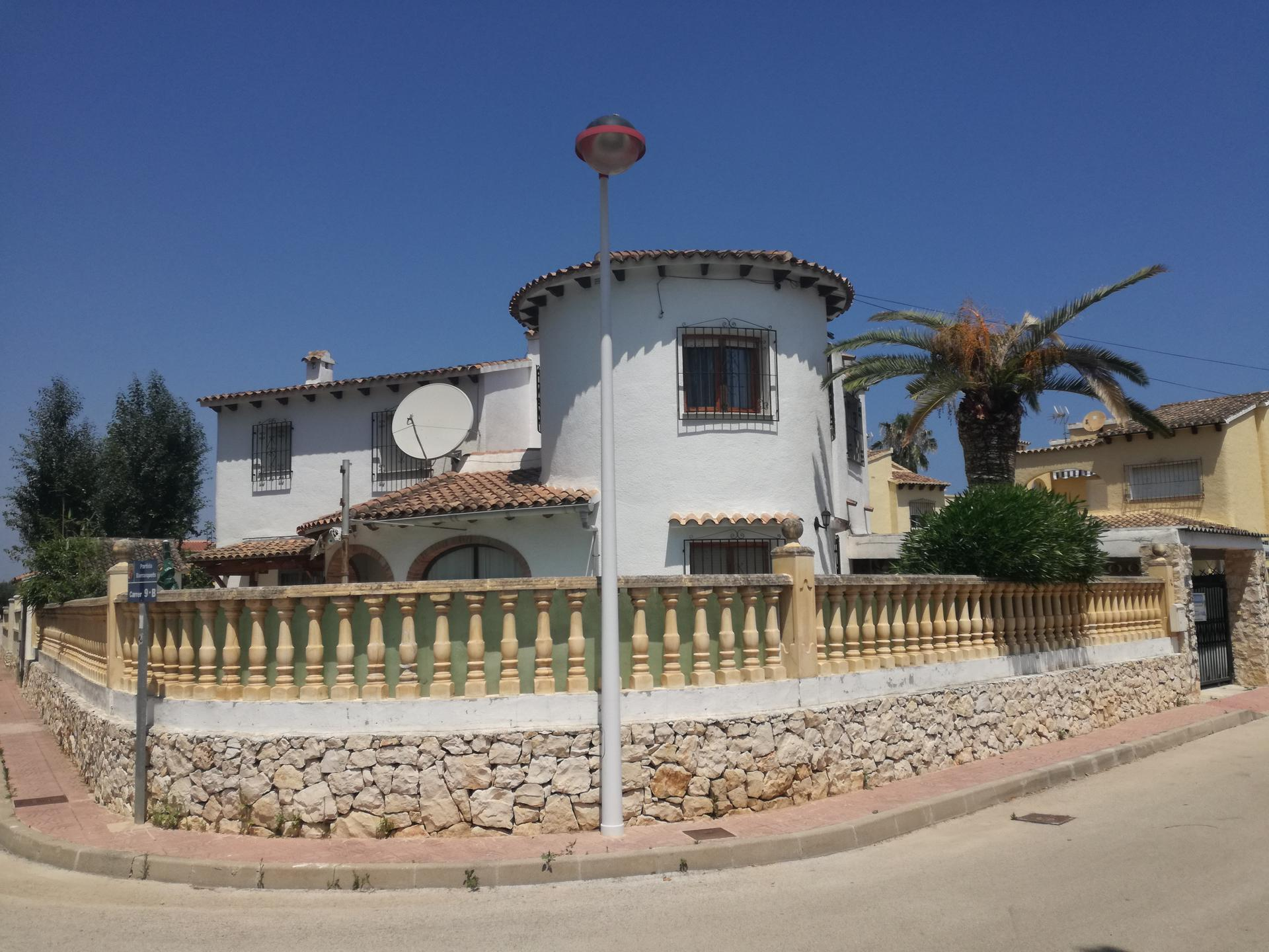 Villetta -                                       Els Poblets -                                       3 camere -                                       10 persone