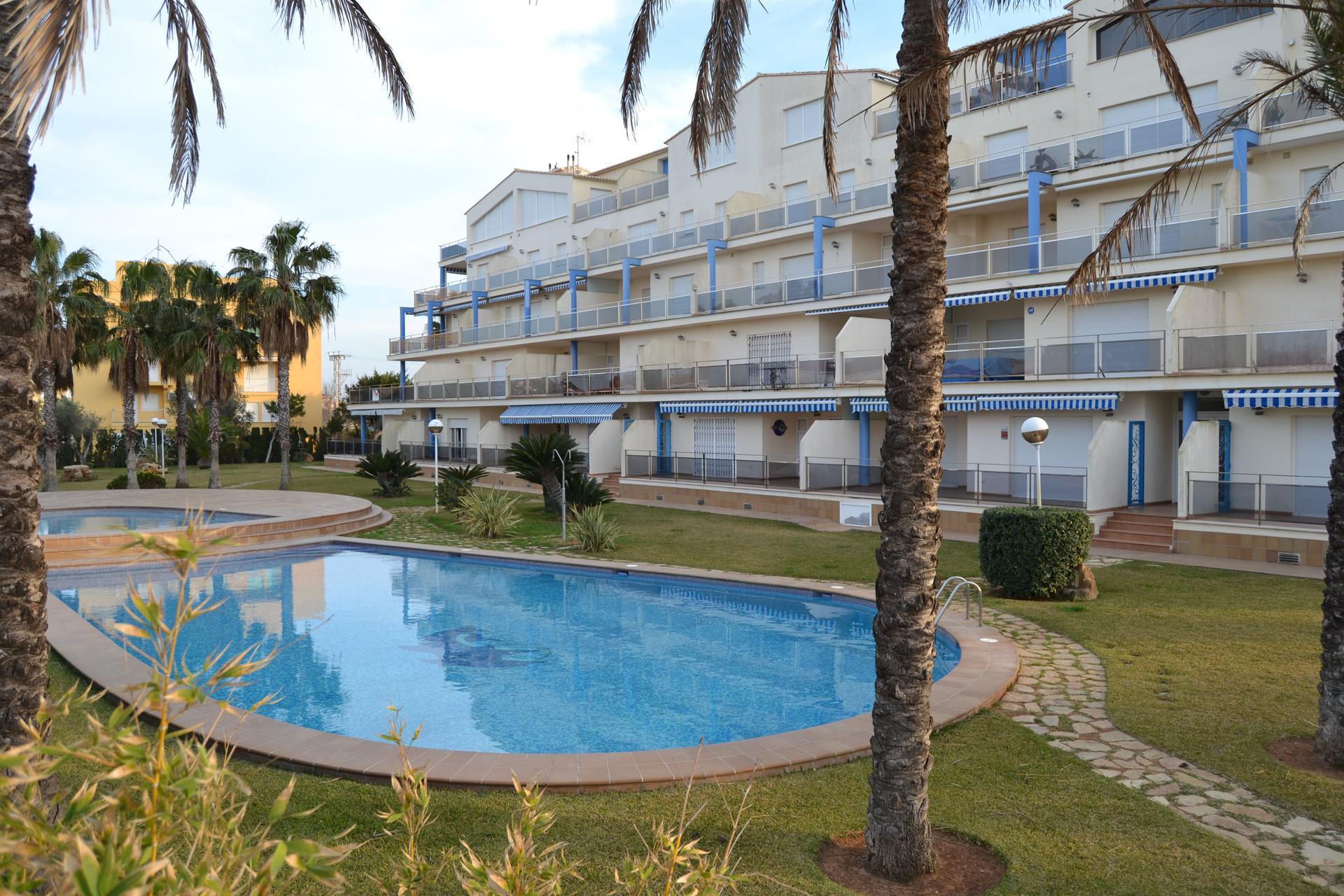 Appartamento -                                       Denia -                                       3 camere -                                       7 persone
